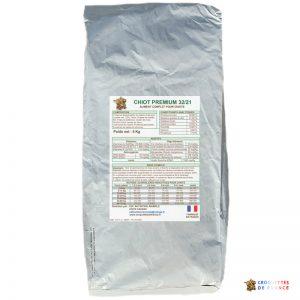 1 paquet de 14 kg de croquettes / CHIOT PREMIUM 32/21