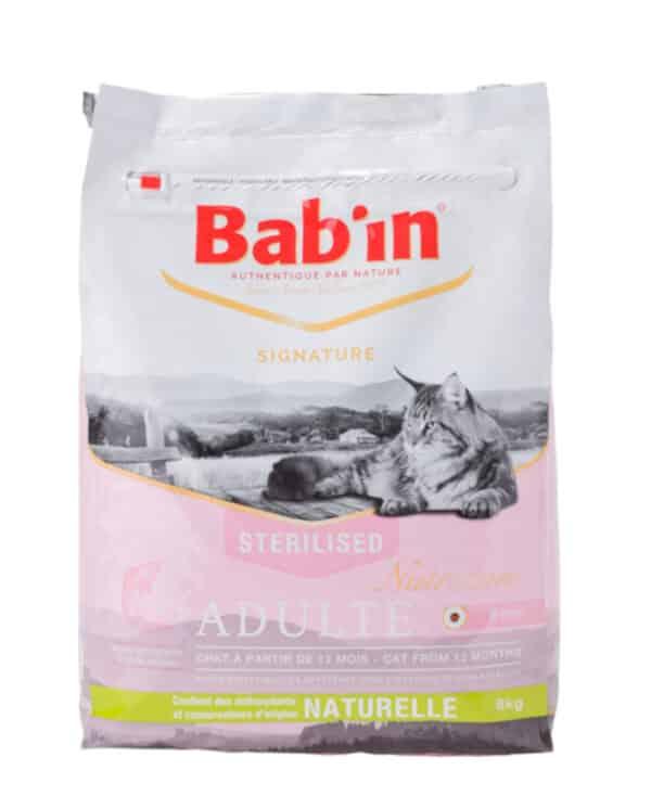 Croquettes françaises au saumon pour chat adulte, maintien, entretien, premium, chat castré, stérilisé
