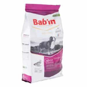 1 paquet de croquettes de 15 kg chien adulte /Bab'in MAXI ADULT