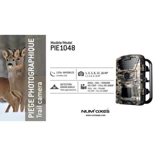 piège photographique, camera extérieure, camera autonome, piège photo animaux sauvages